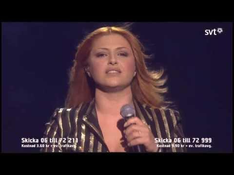 HELENA PAPARIZOU- SURVIVOR - FINALS - Melodifestivalen 2014 - 8/3/14