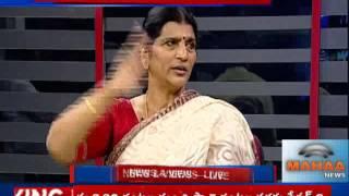 కాండిడేట్ మొహం జనాలకు తెలియదు | Newsandviews Discussion On Nandyal Bypoll In Kurnool District