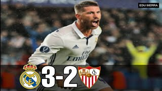 Real Madrid vs Sevilla FC, Final Supercopa de Europa (09/08/2016)