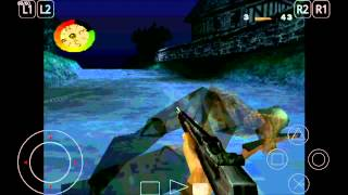 ePSXe Emulator 1.9.15 for Android | Medal of Honor [720p HD] | Sony PS1