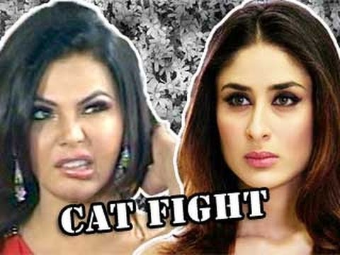Kareena Kapoor & Rakhi Sawant BIG FIGHT