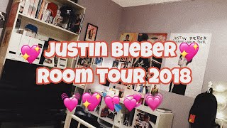 JUSTIN BIEBER ROOM TOUR 2018 |March|