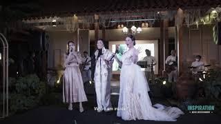 Download Yura, Nadin & Sivia - Reflection (OST Mulan 2020) (Live) Mp3/Mp4
