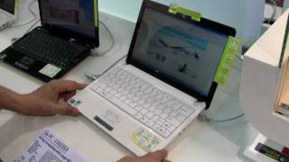 Asus Eee PC 1101HA hands on