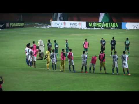 Anthem PSS Sleman VS Anthem PSIS Semarang   10 Juni 2017
