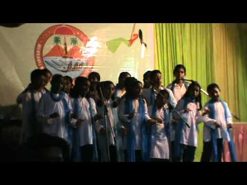 Malayalam Group Song (shreya Pradeep And Party) Mma Onam Programme 2012 video