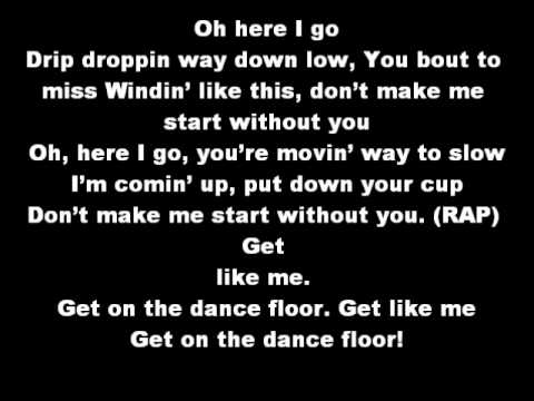 Alexandra Burke - Start Without You Lyrics | Music In Lyrics