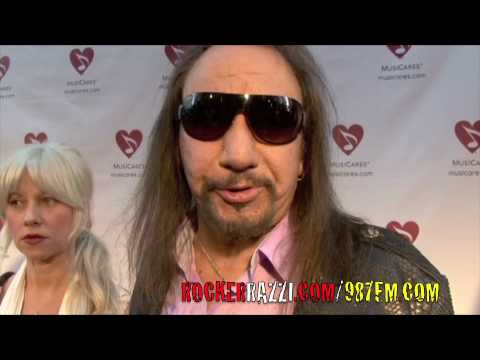 KISS Ace Frehley interview by Jared Sagal