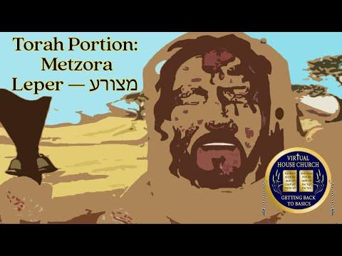 2021 Virtual House Church - Bible Study - Leviticus Week 28: Metzora