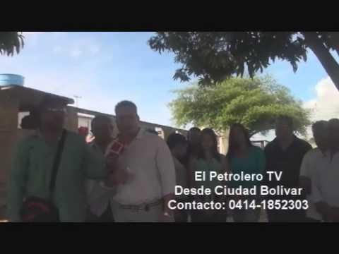 EL PETROLERO TV Habla El Pueblo Ciudad Bolivar 2