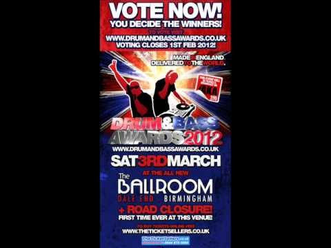 DRUM & BASS AWARDS 2012 RADIO ADVERT