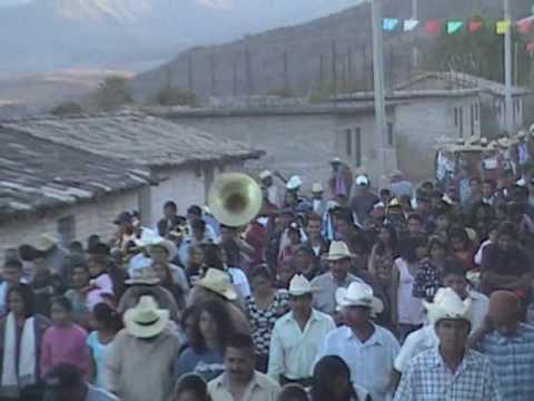 Santa Maria Tindu, Oaxaca, Mexico