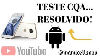 (RESOLVIDO 2019)CommServe-Teste de CQA  Não pega Chip,não carrega,moto Z3,G6,G5 toda linha Motorola
