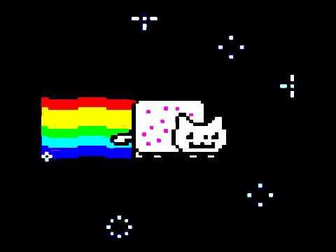 Nyan Cat Sylvain