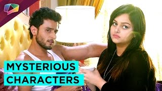 Who are these mysterious characters in Ishqbaaz?