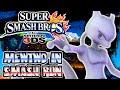 Super Smash Bros 3DS - Smash Run w/Mewtwo DLC