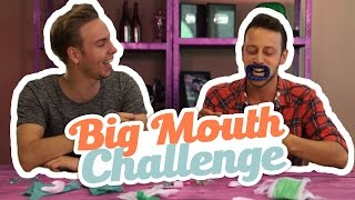 BIG MOUTH CHALLENGE!