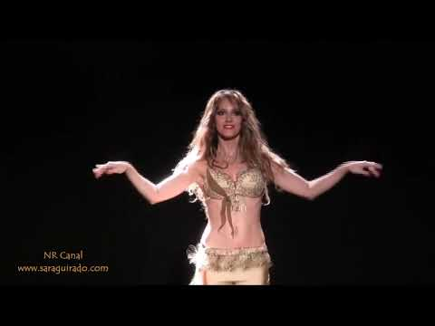 Arabian Belly Dance - This Girl is insane!