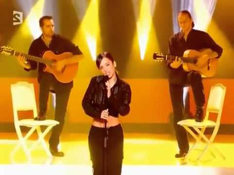 Alizée Hd   La Isla Bonita  3 15 2003 video