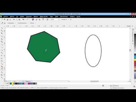 Curso Introducción a CorelDraw X6 - 41 Copiar Propiedades y Atributos de Objetos