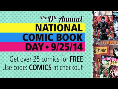 comiXology National Comic Book Day