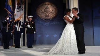 First Lady Fashion: Inauguration Gowns