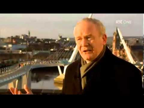 Martin McGuinness on Derry and the City of Culture (Nationwide)