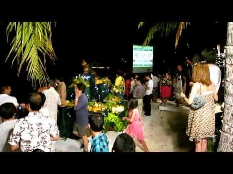 Gala dinner and countdown party at Plantation Bay Resort &amp; Spa (year 2013 Cebu Mactan) Part.5
