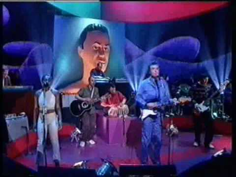 David Byrne & Morcheeba - Dance On Vaseline (Live) Video