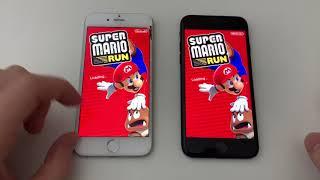 iPhone 7 iOS 12.1.1 vs iPhone 6 iOS 10.3.3! Speed Test!