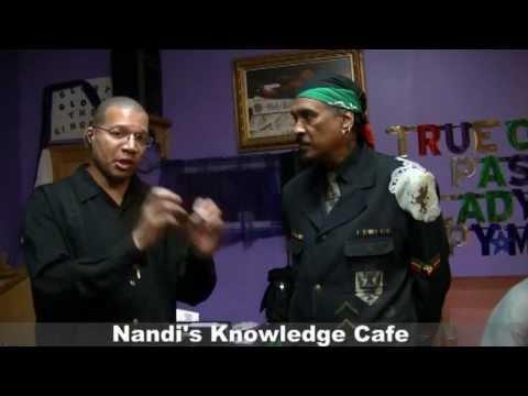 Kaba Kamene (aka Booker T. Coleman) & Michael Imhotep - Detroit Lecture Promo  5-11-13