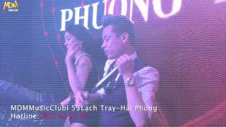 MDM Music Club - Dj Thảo BeBe & MC AShi On The Mix - 09/02/2016