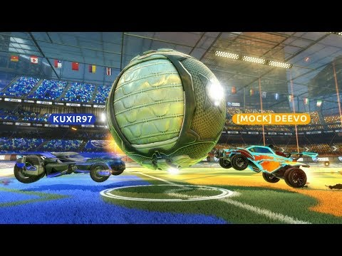 The 10 Greatest Rocket League Games Of All Time