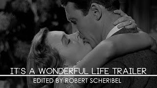 It's a Wonderful Life (1946) - Official Trailer