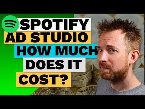 Spotify Ad Tutorial - Video 3: How Much Does It Cost to Advertise on Spotify?