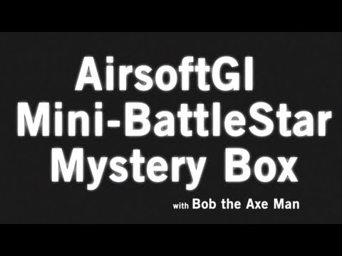 Airsoft GI - Mini Battlestar Mystery Box going Live on Friday at 6pm! Hurry. only 25 Total!
