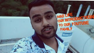 First video of lifestyle vloging /introduction / life style vloging