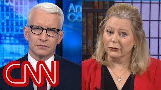 Anderson Cooper grills Roy Moore's spokeswoman