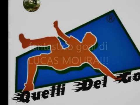 LUCAS MOURA!!! BELLISSIMO GOL!!!