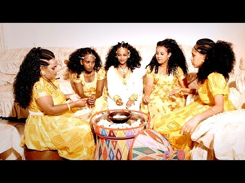 Amleset Gebrehaweria - Neani'ba  New Ethiopian Tigrigna Music  (Official Video)