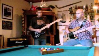 Joe Bonamassa - You up set me baby (Cover by Nuno Gonçalo & Nuno)