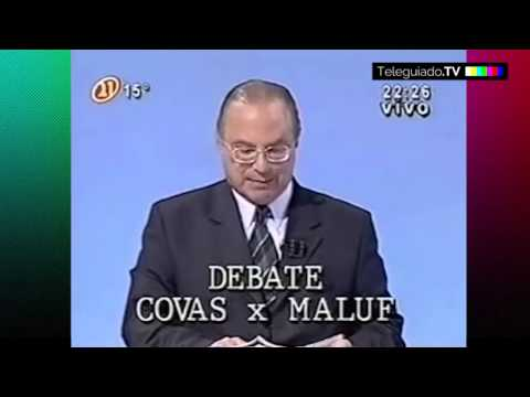 M�rio Covas x Paulo Maluf - Parte 1
