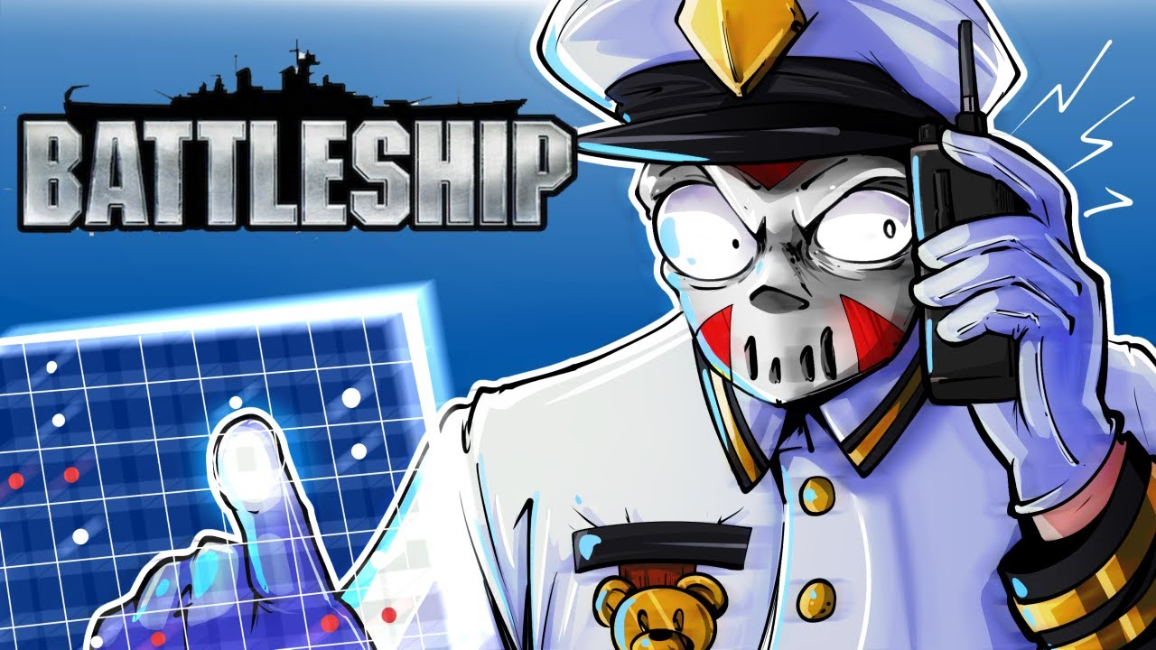 BATTLESHIP - WE BROKE THE GAME! Ship Hide & Seek!