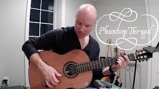 Jonny Greenwood: Phantom Thread III for guitar + TAB