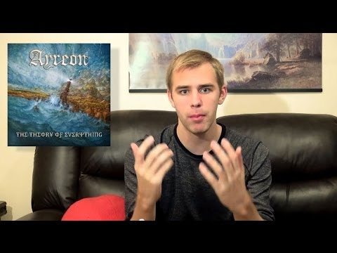 Ayreon - The Theory of Everything - Album Review
