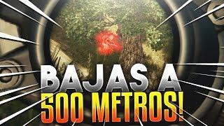 ¡BAJAS CON LA MINI14 A 500 METROS! PLAYERUNKNOWN'S BATTLEGROUNDS GAMEPLAY ESPAÑOL | Winghaven