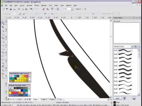 Amazing CorelDRAW Polygon Tool tutorial training