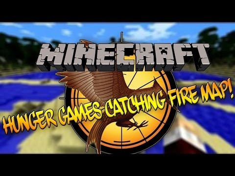 Minecraft Xbox - Hunger Games (Catching Fire Edition)