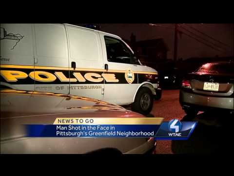 Man shot in the face in Greenfield