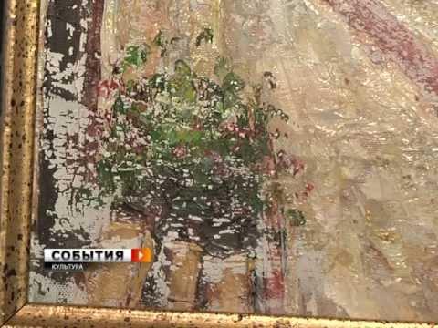 Выставка картин Никаса Сафронова в Самаре